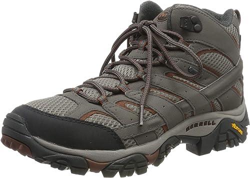 Chaussures de Randonn/ée Hautes Femme Merrell Moab 2 Mid GTX