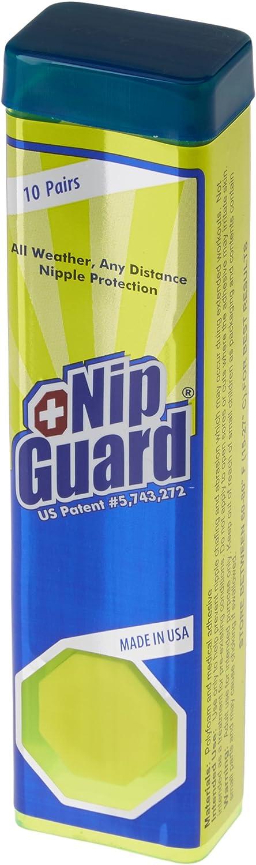 Nip Guard Brustwarzenpflaster Run Guard 10 Paar NEU Triathlonladen