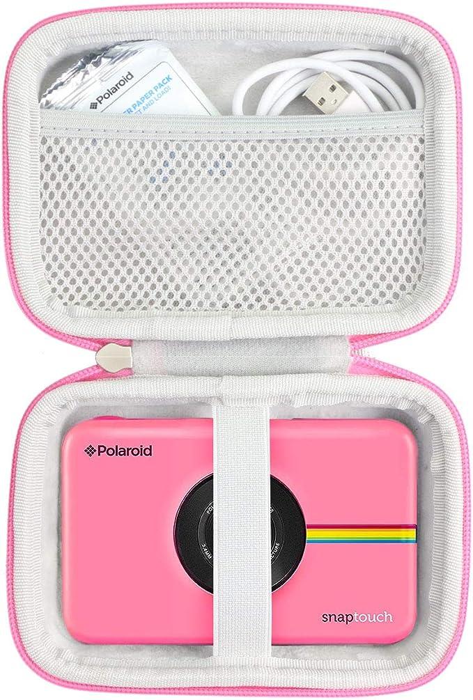 Khanka Hart Tasche Für Polaroid Snap Touch 2 0 Kamera