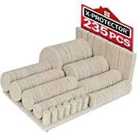 Fieltro adhesivo X-PROTECTOR - Almohadillas de fieltro paquete