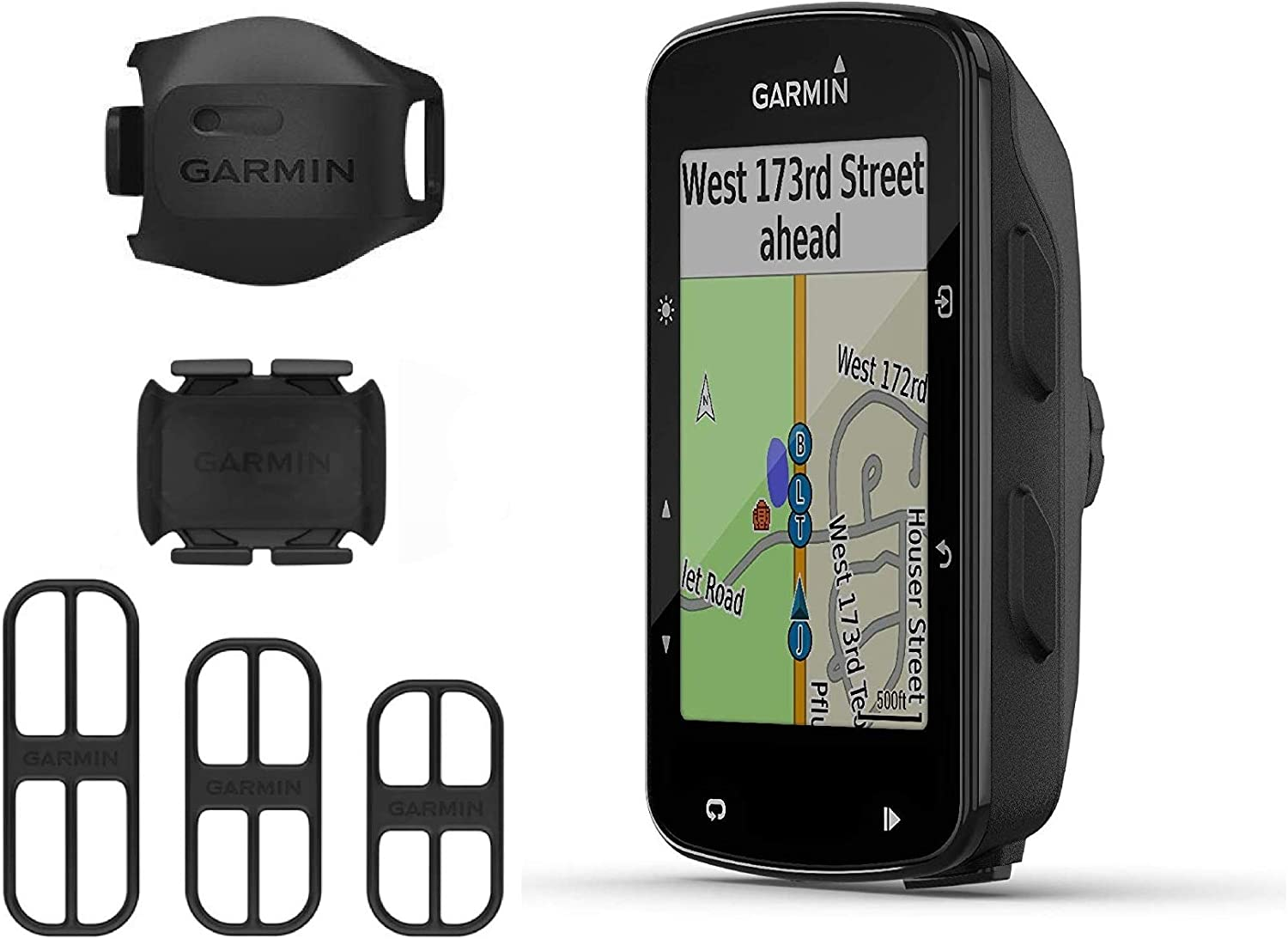 Garmin Edge 520 GPS Cycling Computer 010-01368-00 and Garmin Bike ...