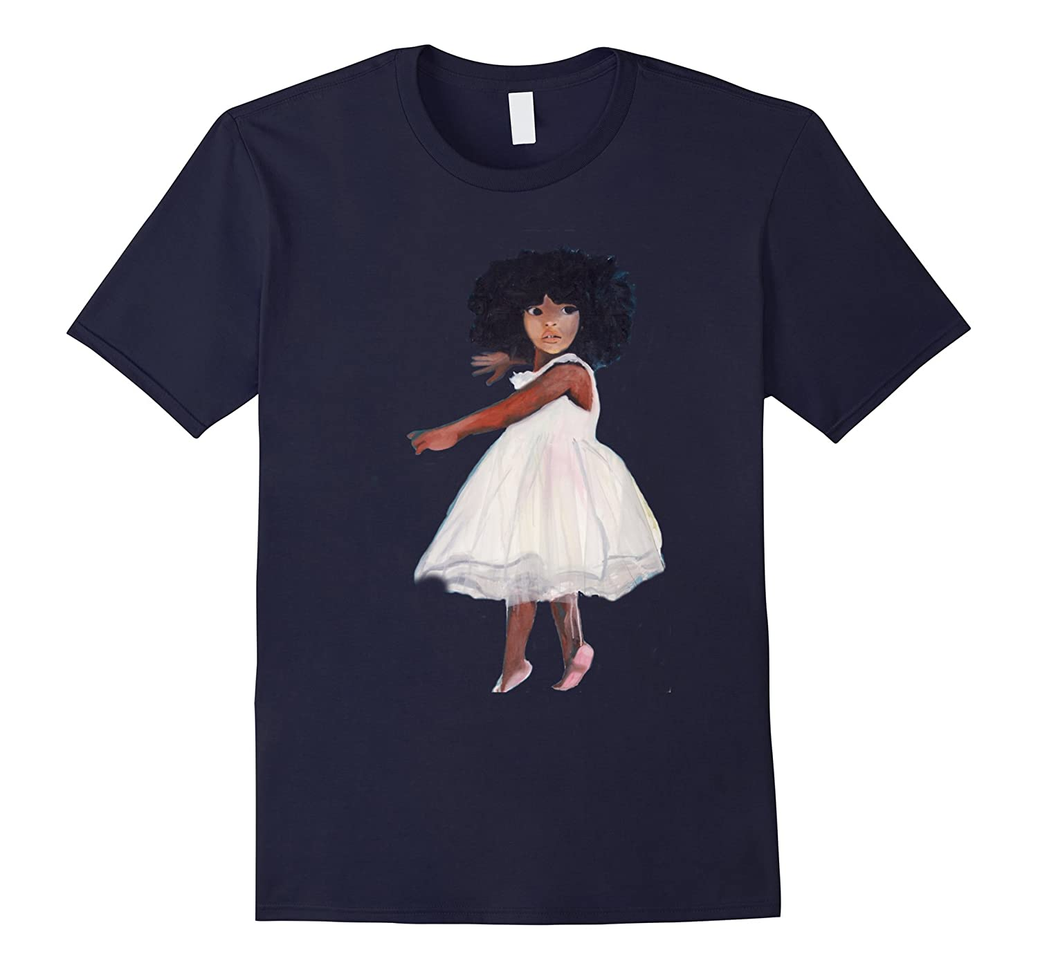 ballerina mom or dad tshirt-Art