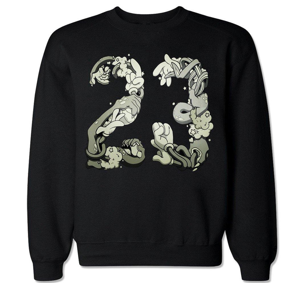 S Space Jam 23 Crew Neck Sweater Shirts