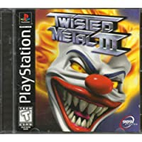 Twisted Metal 3 - PlayStation