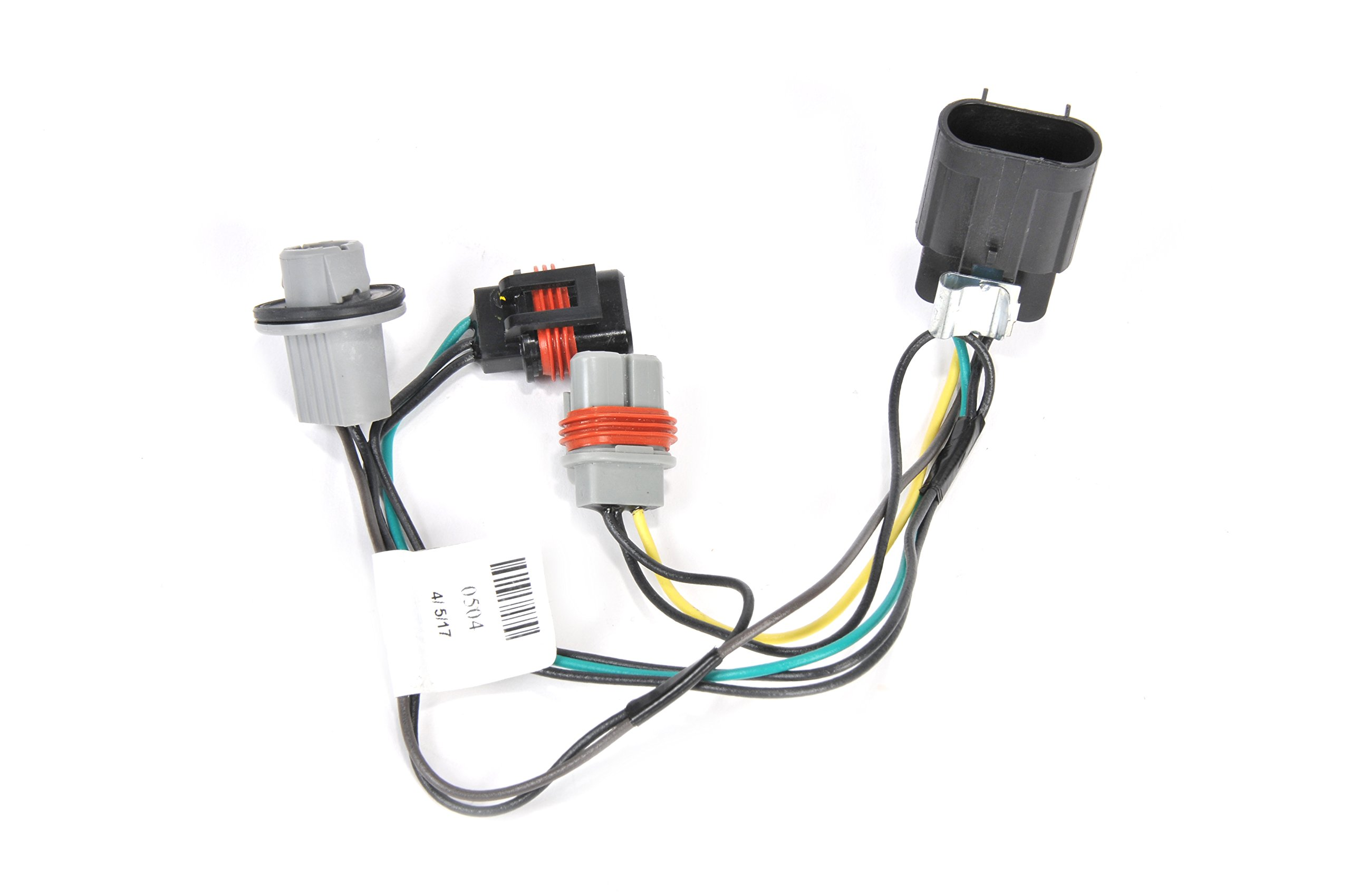 ACDelco 16530756 GM Original Equipment Headlight Wiring Harness by ACDelco