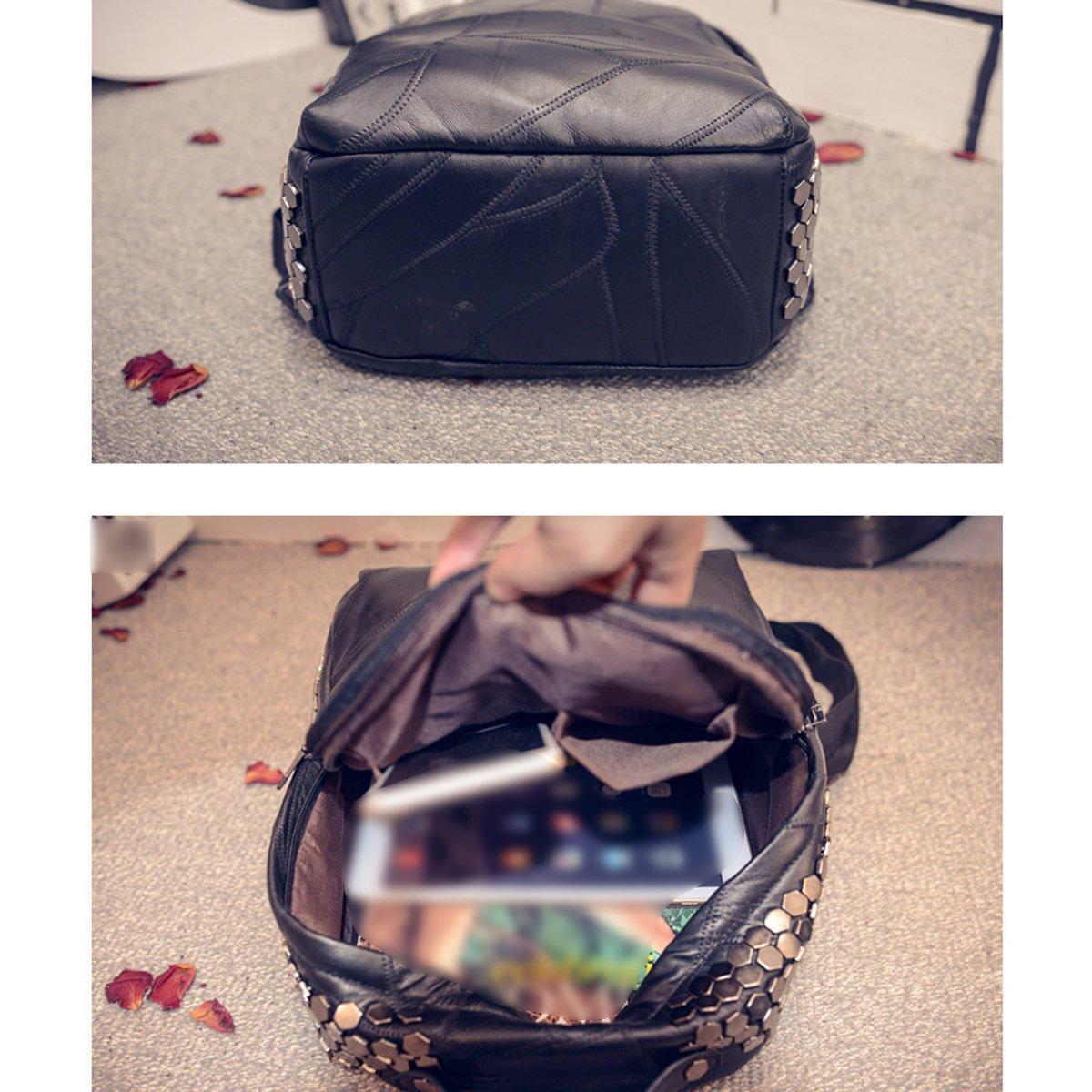 Woman PU backpack New Style Shoulder Bag Leisure Travel Bag Large Capacity Bag