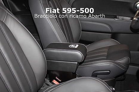 Accoudoir pour 500 et 595 Abarth