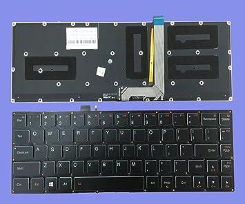 Amazon.com: New Keyboard for Lenovo Ideapad Yoga 3 Pro 13 ...