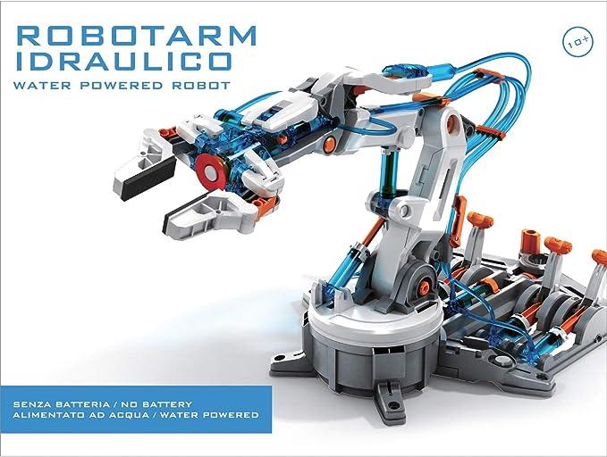 Selegiochi 1385 Robotarm - Robot de cocina hidráulico , color/modelo surtido: Amazon.es: Juguetes y juegos