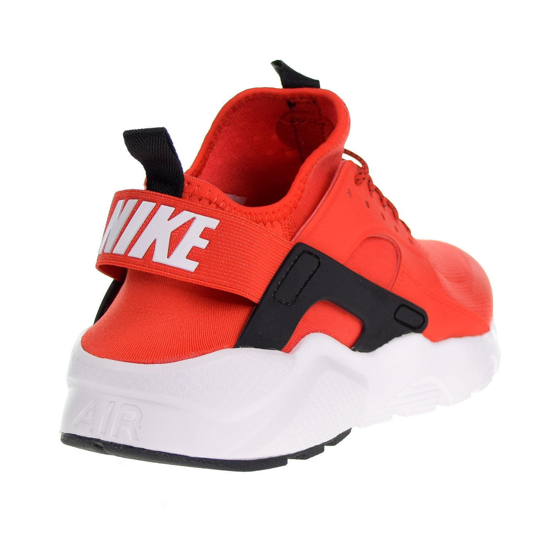 39b432f15000 ... NIKE Mens Huarache Run Ultra Running Shoes Red White Black B07CZ55ZDF  9.5 D( ...
