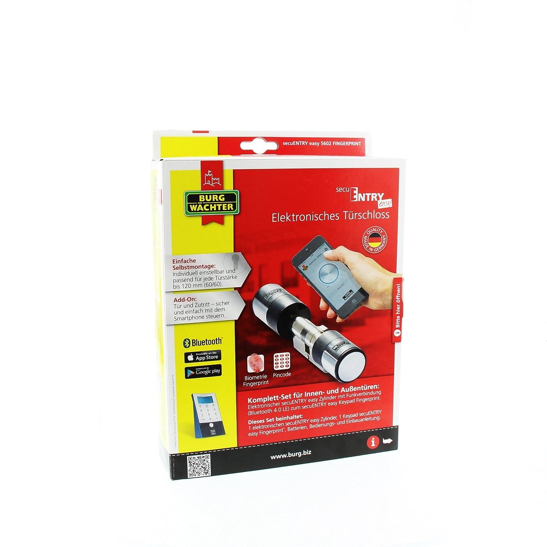 Burg-Wächter secuENTRY easy 5602 Verpackung