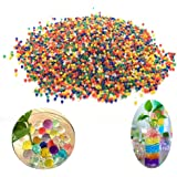 Great Deal 10000Pcs Water Beads Pearls Jelly Gels Mud Crystal Soft Bullets