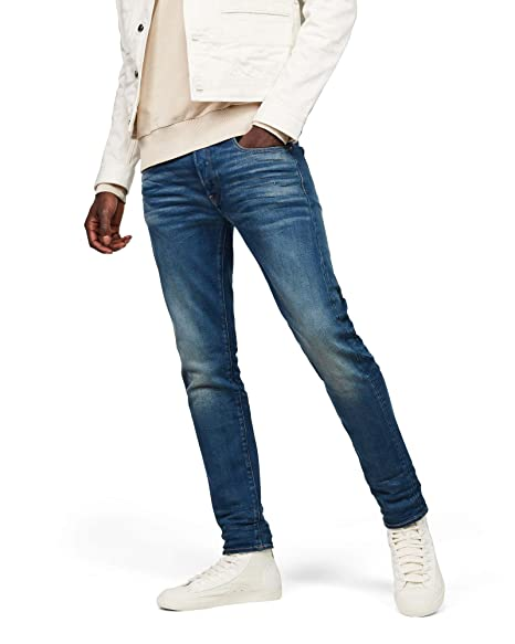 Amazon.com: G-Star Raw 3301 Slim-fit Jean hombre en firro ...