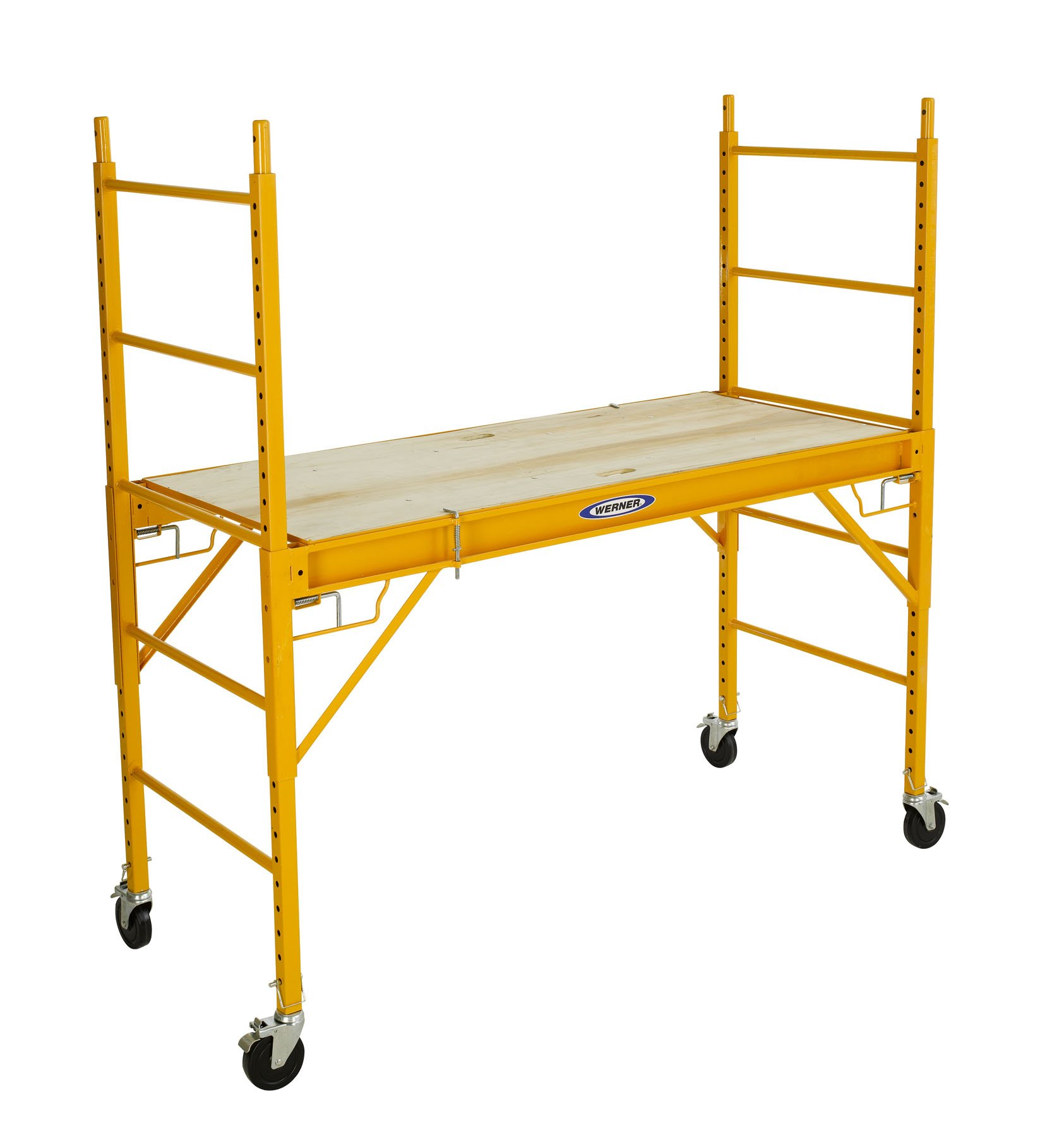 Werner SRS-72 6-Foot Steel Rolling Scaffold by Werner