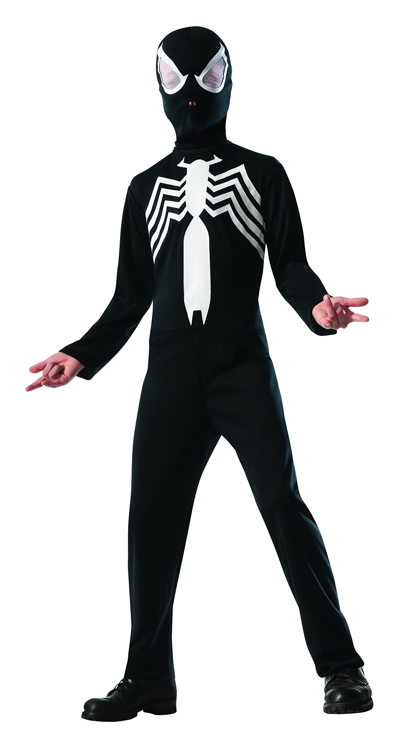 - 71ByCZXKq2L - Rubie's Marvel Ultimate Spider-Man/Venom Black Costume