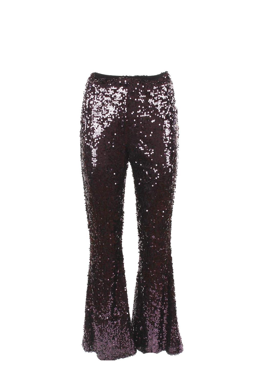 Imperial Pantalone Donna M Viola P9990066g Autunno Inverno 2018/19