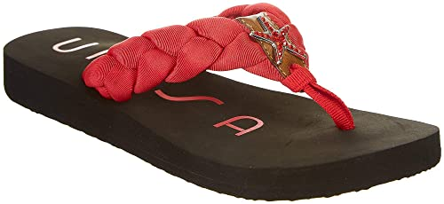 d5cc3d9ccb272 Unisa Womens Faris Flip Flops