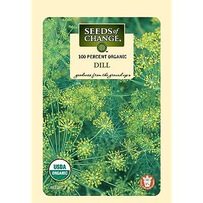 Seeds of Change Certified Organic Dill: Garden & Outdoor