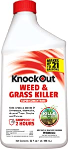 Knock Out 342054.0 Weed and Grass Killer, 32 oz