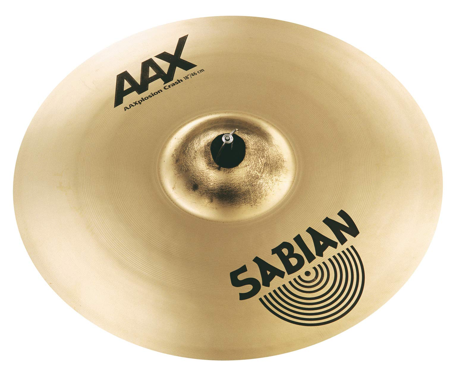 Sabian AAX 19'' X-Plosion Crash Cymbal, Brilliant Finish by Sabian