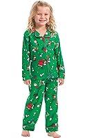 PajamaGram Toddler Charlie Brown Christmas Pajamas