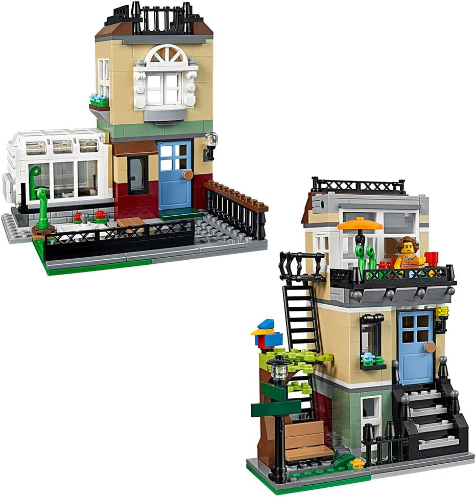 Lego 10 Piece Dachstein Dark Beige Tan 2x2x2 Stone Construction Angle 65