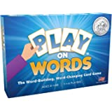 Play on Words Card Game - Extra-Creative Word Making Fun for All Ages - A Parents' Choice Award Winner