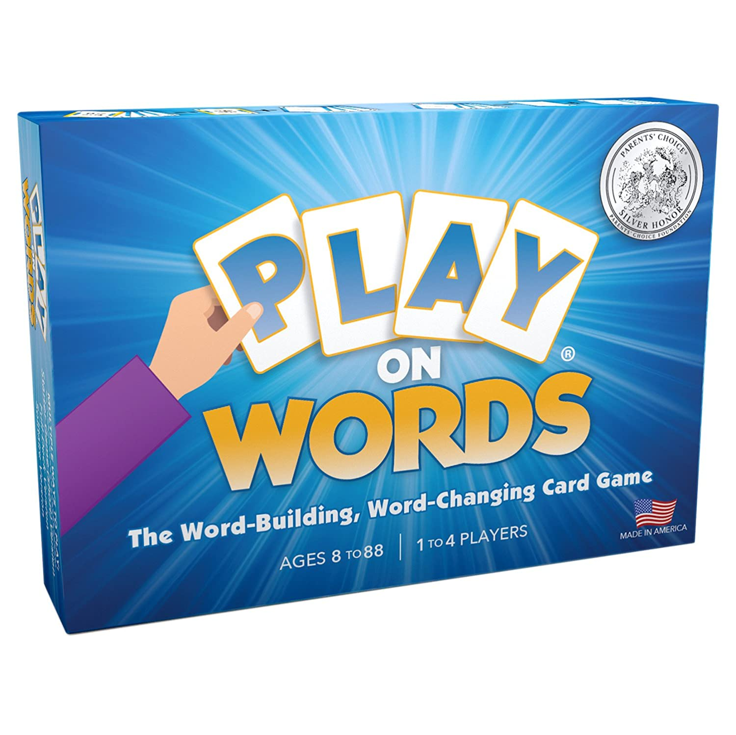 Play On Words Card Game