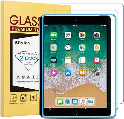 Film en Verre Tremp/é 0.3mm 9H Ultra R/ésistant pour Apple iPad 2018 // iPad 2017 // iPad Air 2 // iPad Pro 9.7 // iPad Air Gabarit de Pose Inclu pack de 2 ESR Protection Ecran pour iPad 2018//2017
