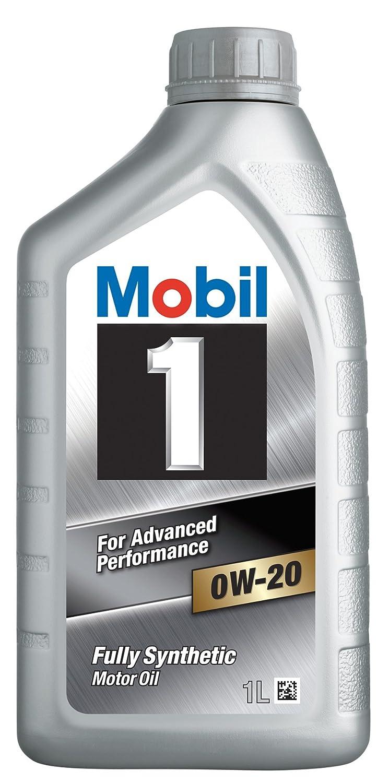 Mobil 152125 1 0W-20 Motor Oil, 1 Liter ExxonMobil Lubricants & Petroleum Specialties