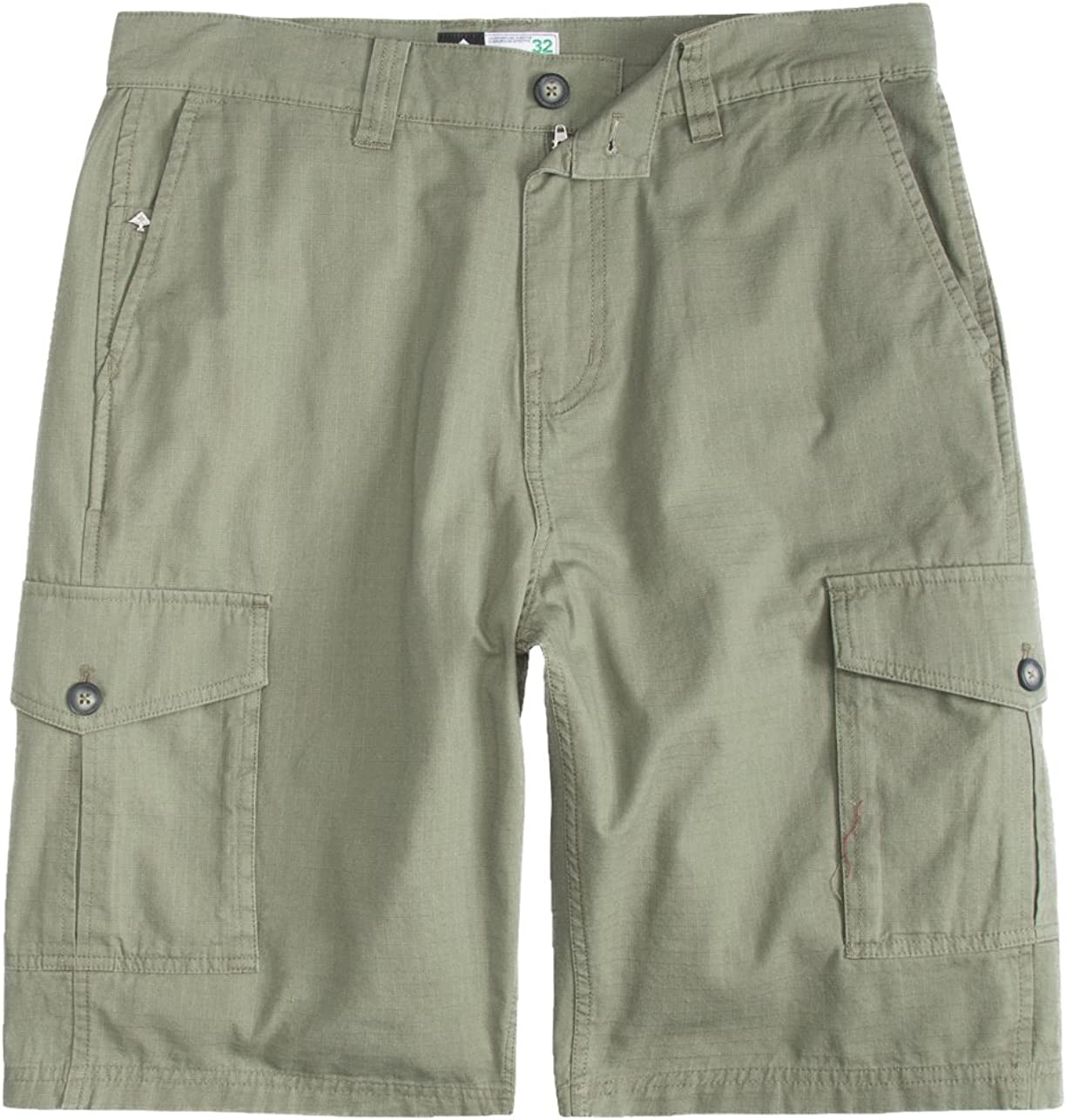 LRG Mens Rc Ripstop Cargo Short