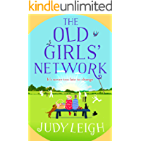 The Old Girls' Network: A funny, feel-good read for 2020 book cover