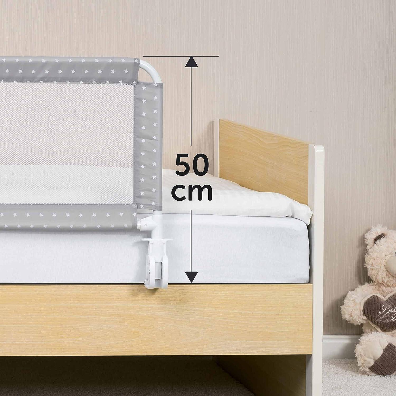 Fillikid Bettschutzgitter Rausfallschutz Fur Baby Kinder 135 X