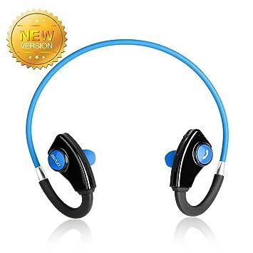 Levin 2015 Nueva Versión Stereo Headset Bluetooth Deporte tecnología apt-X Deportes Wireless Neckband auricular