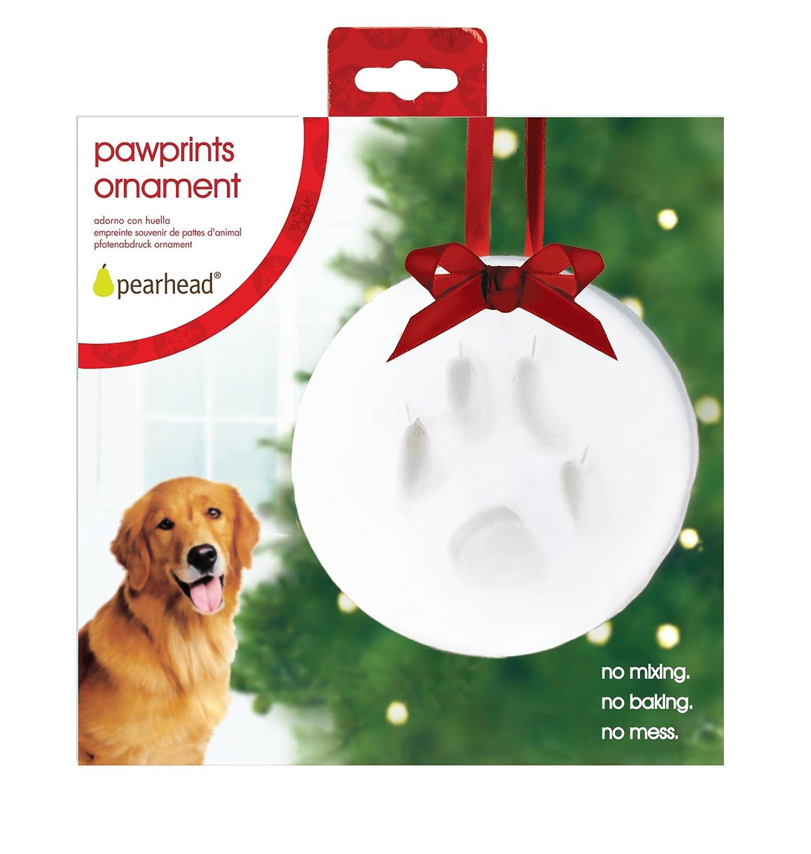 Pearhead Pet Holiday Keepsake Cat Or Dog Pet Owner Gift