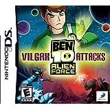 Jogo Ben 10 Alien Force: Vilgax Attacks - Ds