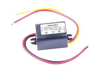 amazon com knacro dc dc 12v to 9v 2a step down power supply moduleVoltage Power Adapter For Car Power Supply #8