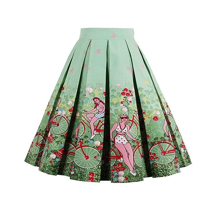 Rcool Falda Corta Faldas Faldas Mujer Invierno Faldas largas ...