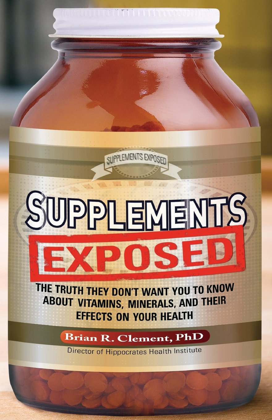 Supplements Exposed Vitamins Minerals Effects product image