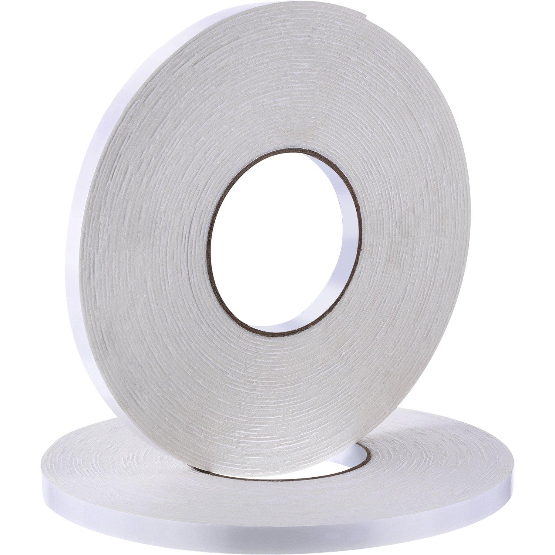 2 Rolls Double Sided Foam Tape