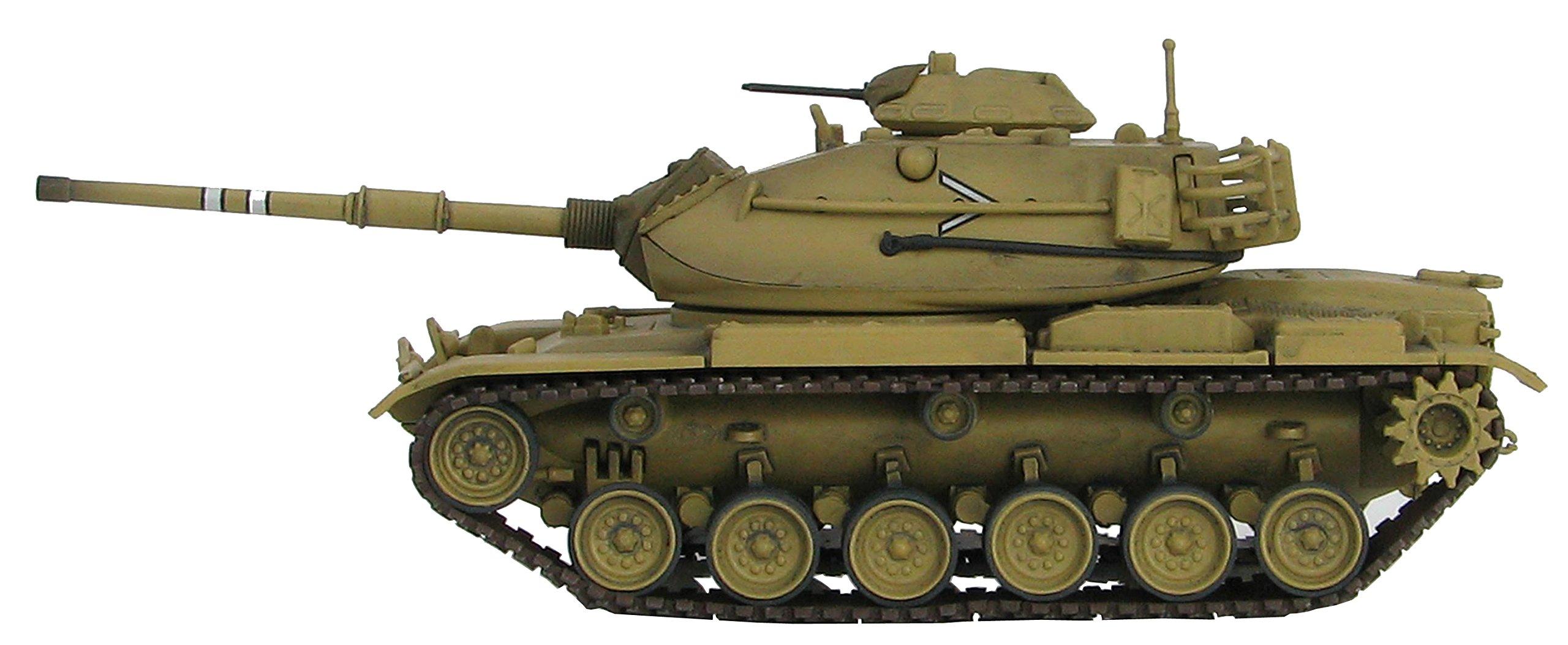 Hobby Master 5602 M60A1 Patton Tank IDF Sinai Oct 1973 1/72 Scale Model
