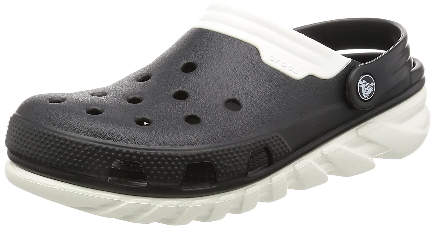 e519e51e765 crocs Unisex Duet Max Clogs and Mules  Buy Online at Low Prices in India -  Amazon.in
