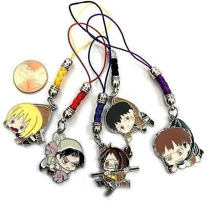 Amazon.com : Anime Attack on Titan Character Eren Armin ...
