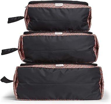 Kipling WEARABLE SET Organizador para maletas, 40 cm, 21 liters, Varios colores (Hybrid Geo Red): Amazon.es: Equipaje