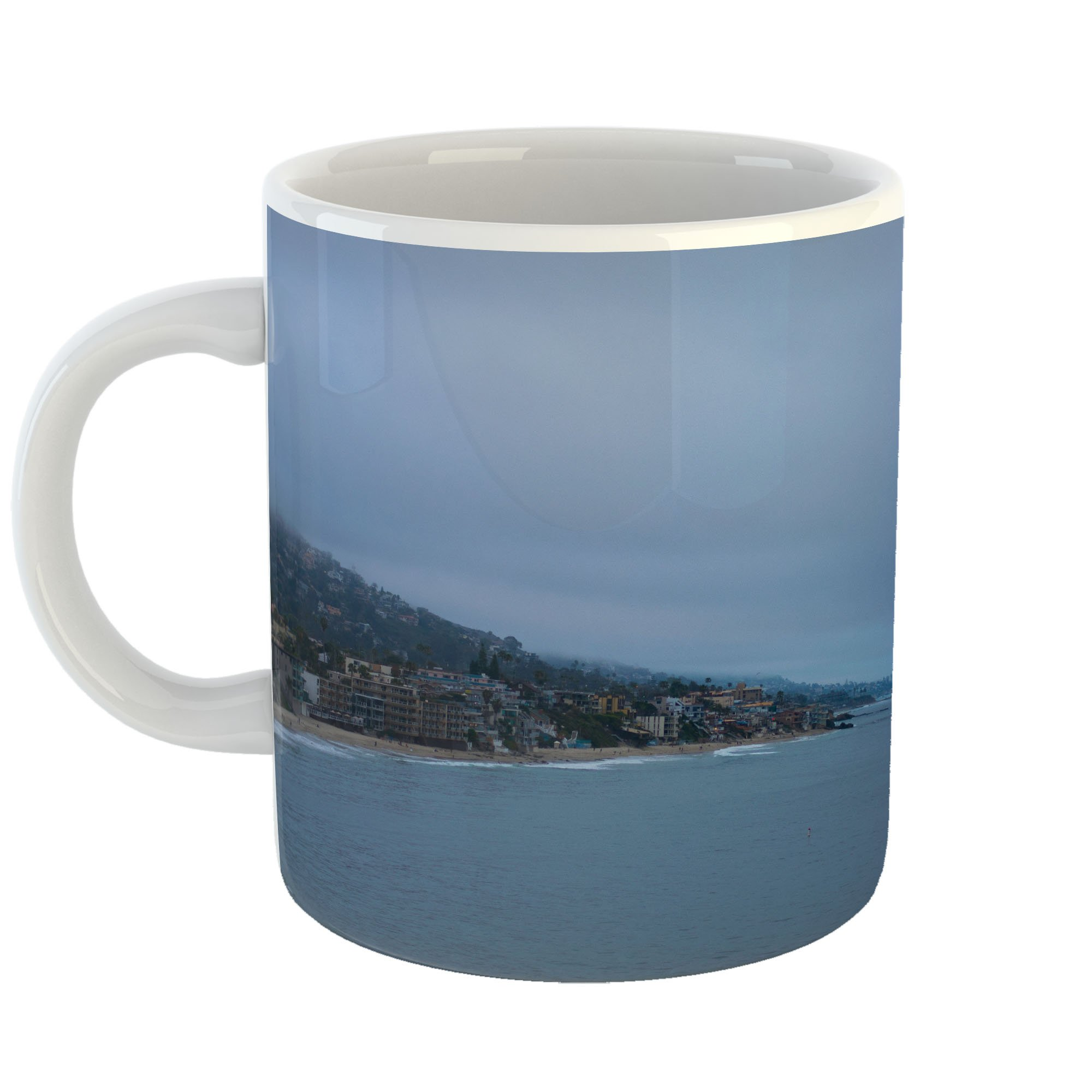 Westlake Art - Hotel Sand - 11oz Coffee Cup Mug - Modern Picture Photography Artwork Home Office Birthday Gift - 11 Ounce (D5EF-CC515)