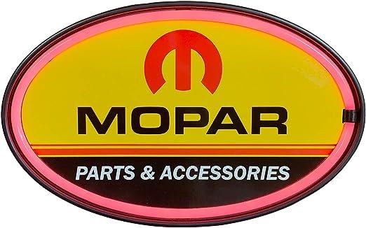Mopar Hemi Garage LED Neon Light Rope Bar Sign Decor For Garage Shop Man Cave
