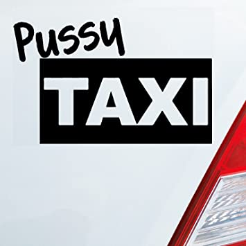 Car sticker pussy taxi tuning milf car motorcycle sticker fake dub oem jdm