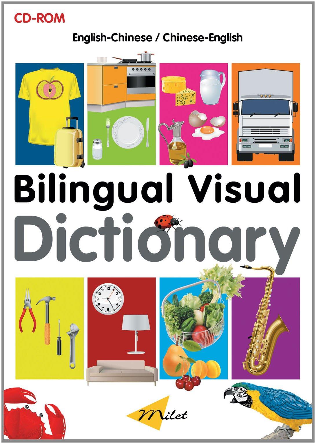 Download Bilingual Visual Dictionary CD-ROM (English–Chinese) (Milet Multimedia) pdf