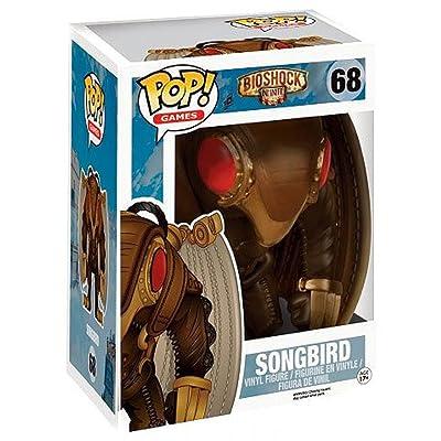 Funko Pop Games Bioshock Infinite Songbird: Toys & Games