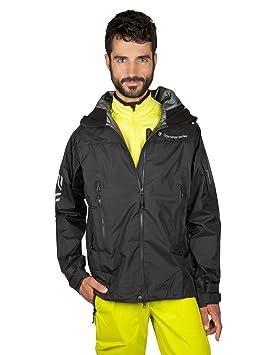 Grifone Corsan - Chaqueta para hombre, color negro, talla L: Amazon.es: Deportes y aire libre